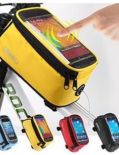 Bolsa para Guidão de Bicicleta Ciclismo Para Outros Similares Tamanho Telefones(Á Prova-de-Água / Seca Rapidamente / Á Prova-de-Chuva,