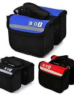 BOI® תיק אופניים 2Lתיקים לכידון האופניים ייבוש מהיר תיק אופניים ניילון / אוקספורד תיק אופניים מספרי טלפון גודל דומים אחריםרכיבה על
