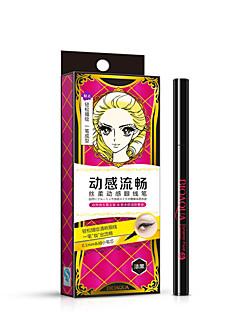 Bioaqua® Eyeliner Liquid Wet Long Lasting / Fast Dry / Black Eyes 5ml 1Pc