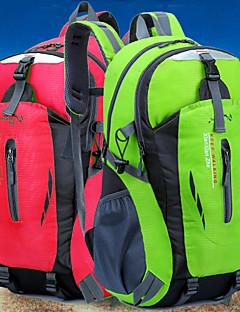 Backpack Camping & Hiking Waterproof / Rain-Proof / Water Bottle Pocket / Dust Proof / Multifunctional 40 L