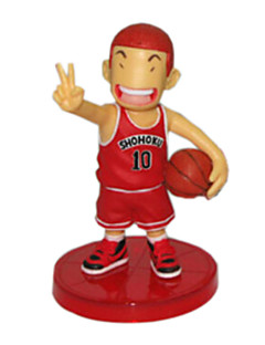 Slam Dunk Anime Action Figure 7CM Model Toy Doll Toy
