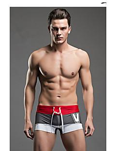 בגדי ריקוד גברים ייבוש מהיר חדירות ללחות חדירות גבוהה לאוויר (מעל 15,000 גרם) נושם חומרים קלים בד קל מאוד תומך זיעה חלק ניילון Chinlon