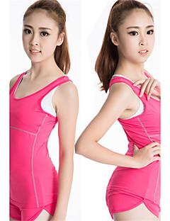 Outros®Ioga Suit Compression Secagem Rápida / wicking / Compressão / Redutor de Suor Elasticidade Alta Wear SportsIoga / Fitness /
