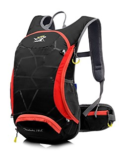 15L L Backpack / Hiking & Backpacking Pack/Rucksack / Cycling BackpackCamping & Hiking / Riding bag with water bag
