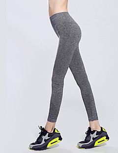 Women's Running Pants/Trousers/Overtrousers Tracksuit Leggings BottomsBreathable Quick Dry High Breathability (>15,001g) Compression