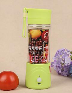 tölthető elektromos shaker juice gép mixer keverőedény önálló automata keverés bögre gyümölcslé pohár