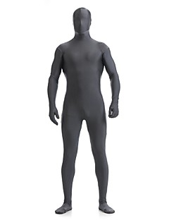 Men's Second Skin Suit with Bumbag Concealed Fly and Under Chin Opening