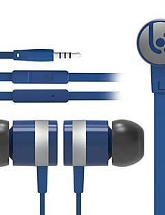 conector de 3,5 mm auriculares con cable (en el oído) para el reproductor multimedia / comprimido | teléfono móvil | equipo