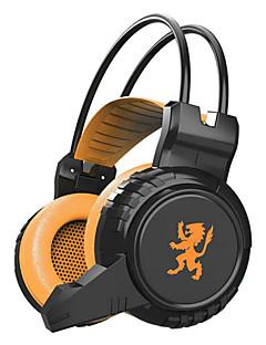 3.5mm auriculares con cable (venda) para la computadora sin agitación