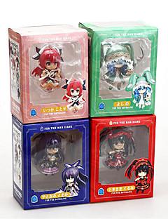 Anime Čísla akce Inspirovaný Date A Live Cosplay PVC 10 CM Stavebnice Doll Toy