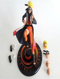 Naruto Naruto Uzumaki Anime Action Figures Model Toys Doll Toy 1pc 18cm