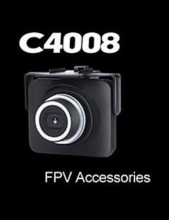 MJX X101 / X102 MJX C4008 카메라 / 비디오 / 부품 액세서리 RC 쿼드 콥터 / RC 비행기 / RC 헬리콥터 블랙