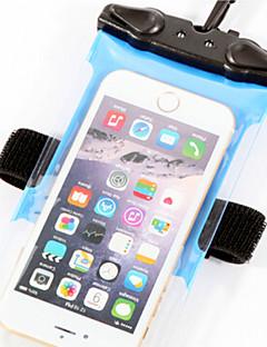 Száraz dobozok Száraz tasakok Mobiltelefon Vízálló Búvárkodás és felszíni búvárkodás PVC Fekete