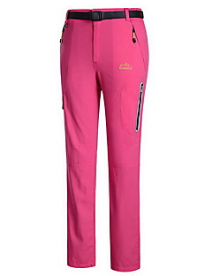 Unisex Kalhoty Outdoor a turistika / Lezení / Cyklistika/Kolo / triatlon / BěhVoděodolný / Prodyšné / Rychleschnoucí / Odolné vůči dešti
