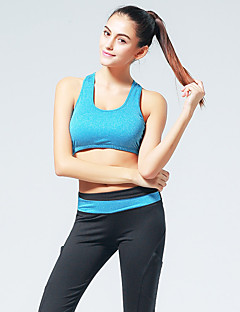 Others®Yoga Bra Breathable / Limits Bacteria / Sweat-wicking / Lightweight Materials Stretchy Sports WearYoga
