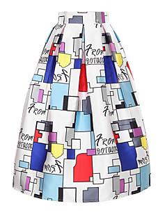 מקסי-אטום-סגנון-חצאית(פוליאסטר)