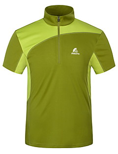 Outdoor T-shirt Camping & Hiking / Climbing / Leisure Sports /Running Breathable / Sweat-wicking / Wicking Summer