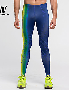 Men's Running Pants/Trousers/Overtrousers Bottoms Quick Dry Compression Lightweight Materials Spring Summer Running
