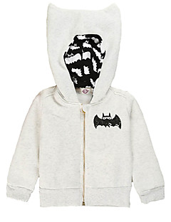 Boy's Cotton / Polyester Hoodie & Sweatshirt,Winter / Spring / Fall Solid