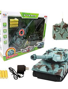 22719 Fernbedienung Tank Vier-Kanal-elektrische Simulation von Tankwagen-Fernbedienung roy 0,9 Kinder