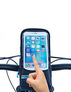 Bolsa para Guidão de Bicicleta Zíper á Prova-de-Água / Á Prova de Humidade / Camurça de Vaca á Prova-de-Choque / Vestível CiclismoPele PU