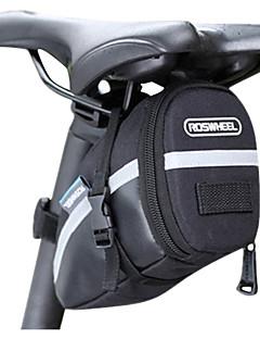 Cyklistická taškaBrašna na sedlo Reflexní pásek / Nositelný / Kompaktní Taška na kolo PU kůže / PVC / 600D Polyester Taška na kolo
