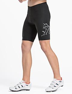 TASDAN מכנס קצר מרופד לרכיבה לגברים אופניים מכנסיים קצרים עם כתפיות מכנסיים קצרים מכנסיים קצרים הלבשה תחתונהנושם ייבוש מהיר 3D לוח מכפלת