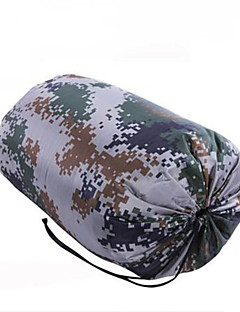The Digital Camouflage Envelope Can Be Spliced To Widen The Sleeping Bag