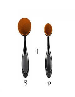 2Set di pennelli / Pennello per cipria / Pennello per correttore / Pennello per polveri / Pennello da fondotinta / Altro pennello /