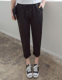 Women's Korean Style Elastic Waist Casual Harem Pants Ninth Pants Women's Pants & Leggings