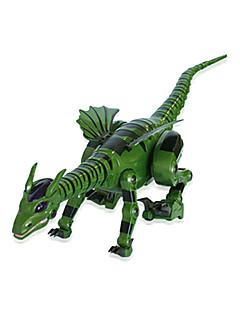 rc speelgoed afstandsbediening vuurspuwende draak diermodel gloed dinosaurus kinderen elektrisch speelgoed