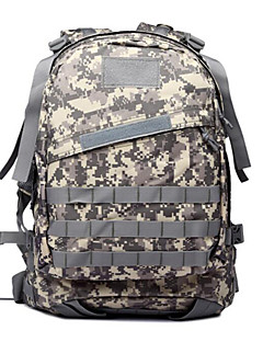 25 L Rucksack Camping & Hiking Outdoor Waterproof Green / Gray / Khaki / Light Yellow / Camouflage Oxford