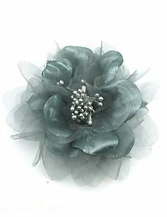 Dámské / Dětské-Výkon-Vlasové ozdoby(Stříbrno šedá,Polyester,Nášivky / Volánky)