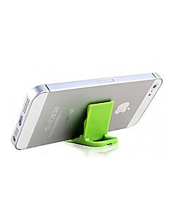 sammenleggbar holder for andre mobiltelefon universell telefon og iphone stå mount holder