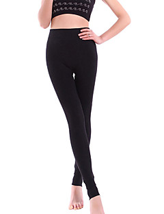 Women Ultra Warm Pantyhose,Firm Non-woven Cotton / Polyester long Stockings  Warm Leggings