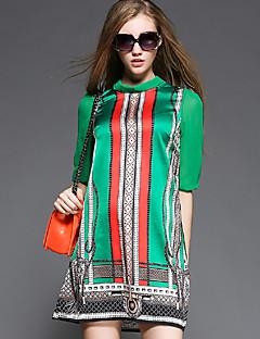 maxlindy kvinners vintage går ut / partiet / sofistikert skifte kjole