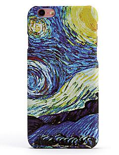 のために iPhone 6ケース / iPhone 6 Plusケース パターン ケース バックカバー ケース 風景 ハード PC Apple iPhone 6s Plus/6 Plus / iPhone 6s/6 / iPhone SE/5s/5