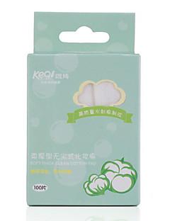 Makeup Watte Reine Baumwolle 100 Quadratisch 7*4 Normal Weiß