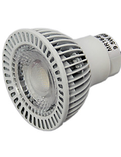 10 GU10 Spot LED MR16 1 COB 850 lm Blanc Chaud / Blanc Froid Décorative AC 100-240 V 1 pièce