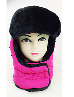 ケーバ帽 ファーハット スキー 帽子 フェイスマスク 女性用 男性用 男女兼用 防水 保温 スノーボード コットン クラシック スキー ダウンヒル スノーボード 冬