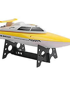 FeiLun FT007 2.4G 4CH High Speed Racing Flipped RC Boat Remote Control Speedboat Water Cooling with Speed 25KM/H