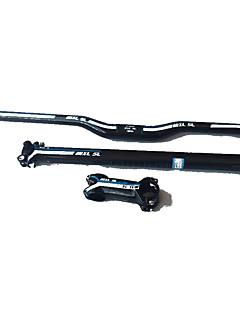 Bicicleta Otros Bicicleta de Montaña Cómodo Negro aleación de aluminio 3-Other