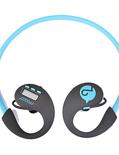 MOGCO BH-SD1 Headphones (Headband) Wireless Stereo Bluetooth Headset w/Pedometer Design of Ear Hook