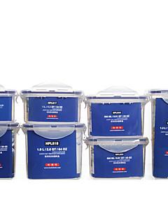 7/set Küche Küche Polypropylen Brotdosen