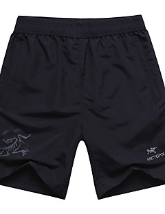 Outdoor Men's Shorts Camping & Hiking Breathable / Quick Dry / Comfortable Spring / Summer / Fall/Autumn / Winter