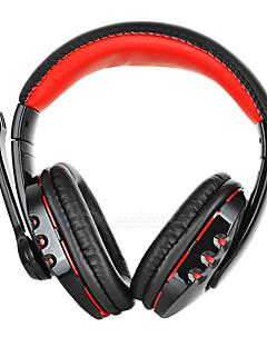 OVLENG V8-1 אוזניות (רצועת ראש)Forנגד מדיה/ טאבלט / טלפון נייד / מחשבWithעם מיקרופון / בקרת עצמה / בלותוט'