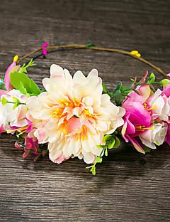Women's Foam Headpiece-Wedding Wreaths 1 Piece