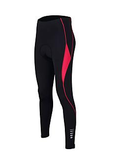 TASDAN® Cyklo kalhoty Dámské Prodyšné / Rychleschnoucí / 3D Pad / Reflexní pásky / Ter Emen Jezdit na koleKalhoty / Cyklistické kalhoty /