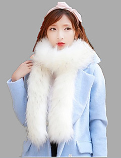 Women Acrylic Scarf,Fashionable Jewelry / Party / Casual Rectangle