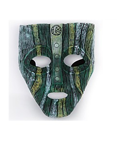 God of Mischief Creative Resin Mask Halloween Loki Cosplay Mask Party Decor Mask Collection
